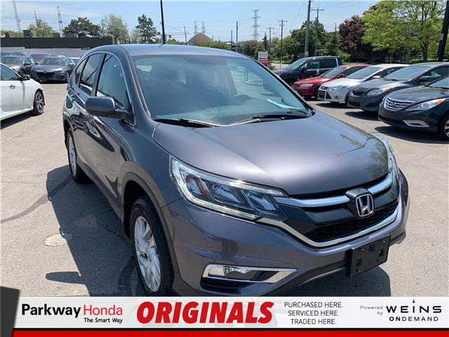 2016 Honda CR-V SE (Stk: 16757A) in North York - Image 1 of 1