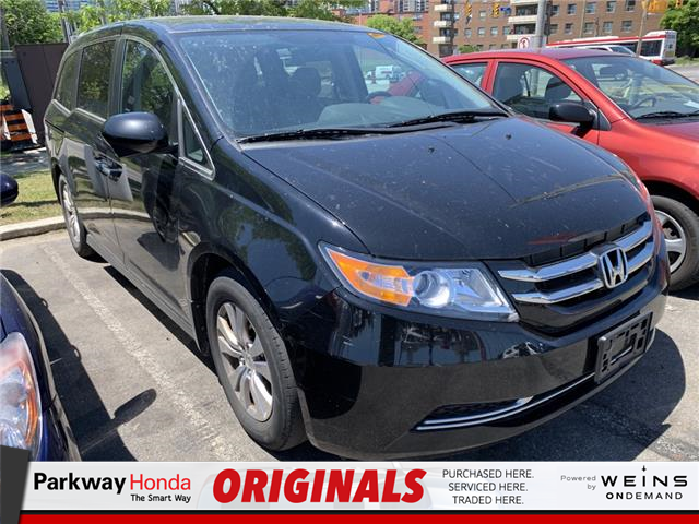 2015 Honda Odyssey EX (Stk: 16780A) in North York - Image 1 of 1