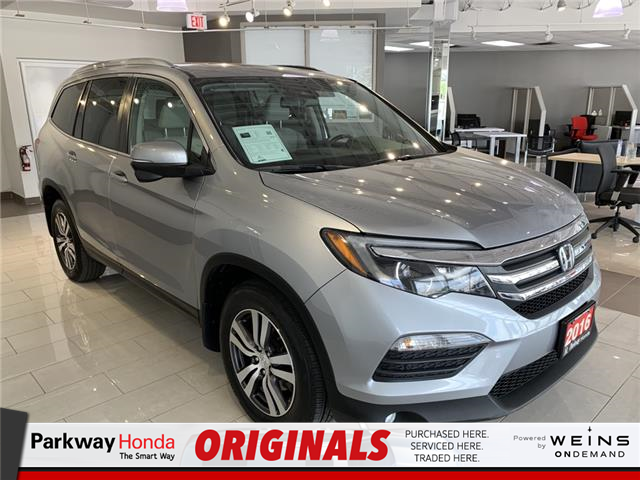 2016 Honda Pilot EX-L RES (Stk: 16801A) in North York - Image 1 of 23