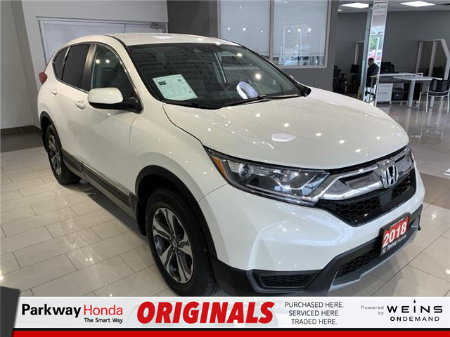 2018 Honda CR-V LX 2HKRW2H22JH132978 16818A in North York