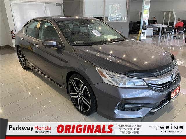 2016 Honda Accord Touring (Stk: 28066A) in North York - Image 1 of 23