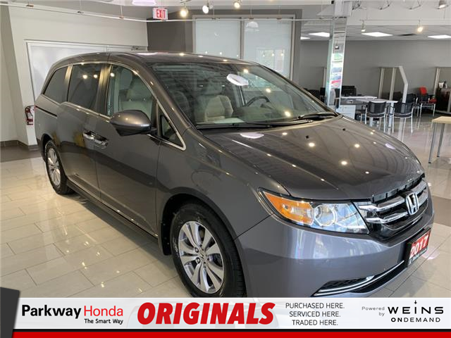 2017 Honda Odyssey EX (Stk: 16852A) in North York - Image 1 of 29