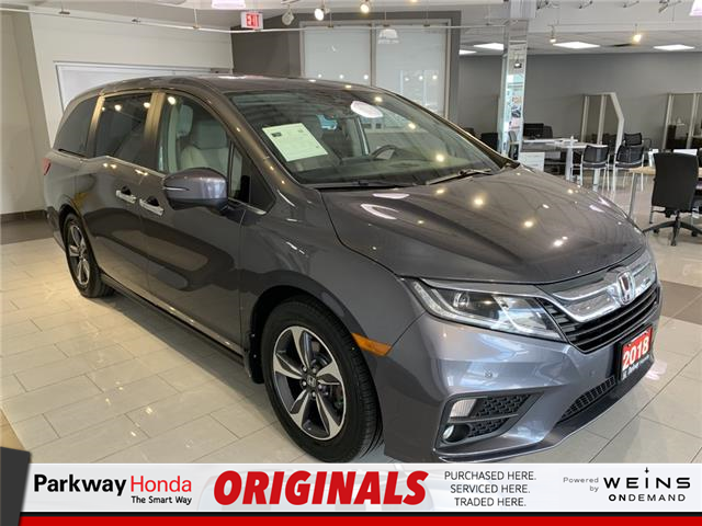 2018 Honda Odyssey EX (Stk: 16886A) in North York - Image 1 of 22