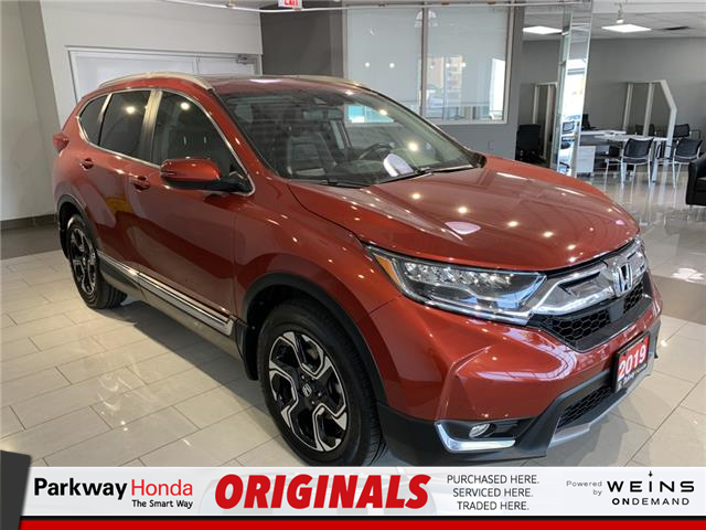 2019 Honda CR-V Touring (Stk: 25139A) in North York - Image 1 of 25