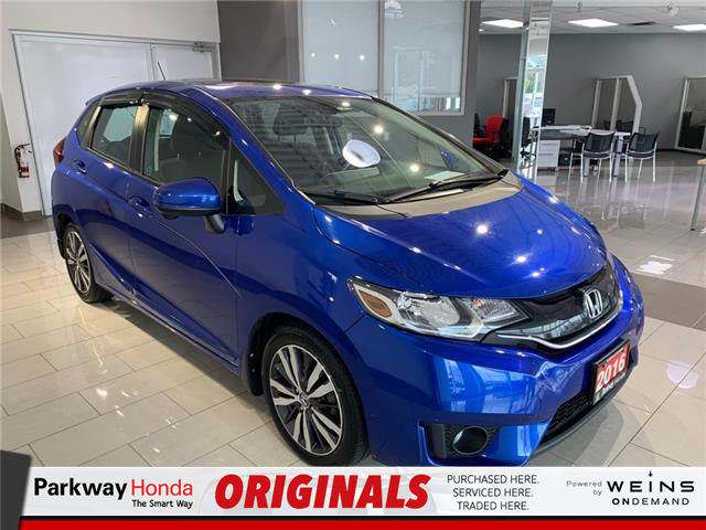 2016 Honda Fit EX (Stk: 16879C) in North York - Image 1 of 20