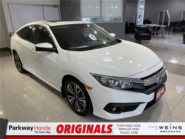2016 Honda Civic EX-T (Stk: 16936A) in North York - Image 1 of 23