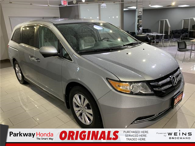 2016 Honda Odyssey EX-L (Stk: 16930A) in North York - Image 1 of 26
