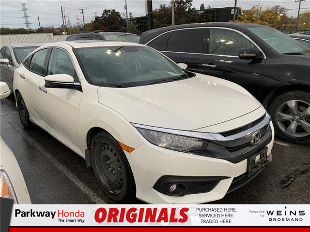 2017 Honda Civic Touring (Stk: 16946A) in North York - Image 1 of 1