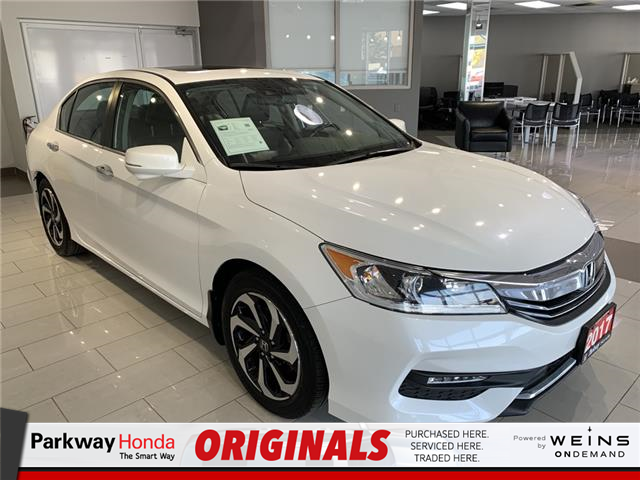 2017 Honda Accord EX-L (Stk: 16967A) in North York - Image 1 of 23
