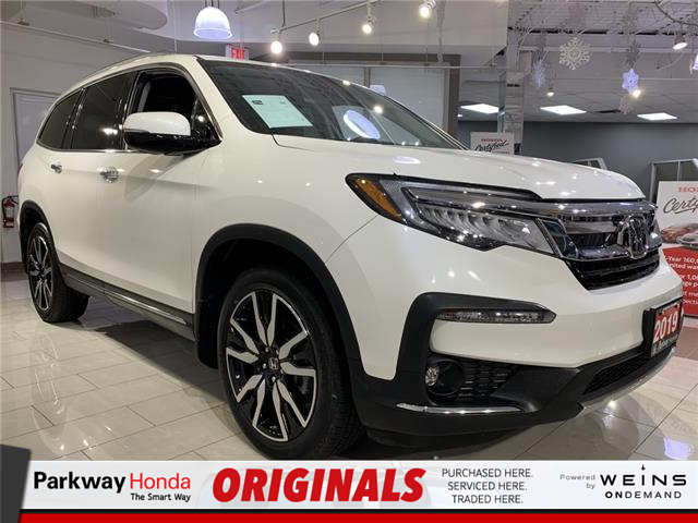 2019 Honda Pilot Touring (Stk: 17070A) in North York - Image 1 of 30