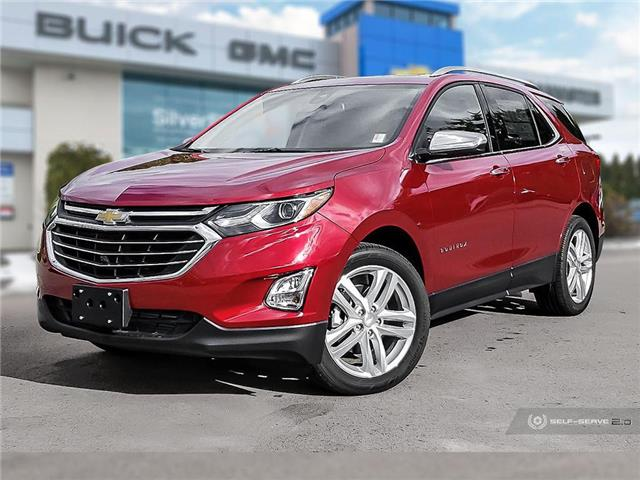2020 Chevrolet Equinox Premier (Stk: 20015) in Vernon - Image 1 of 25