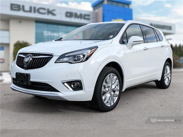 2019 Buick Envision Premium II (Stk: 19-093) in Vernon - Image 1 of 25