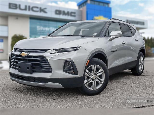 2019 Chevrolet Blazer 3.6 (Stk: 19922) in Vernon - Image 1 of 25