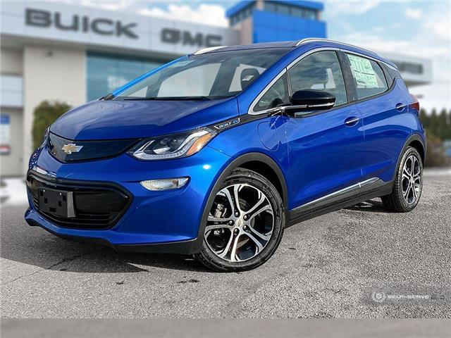 2019 Chevrolet Bolt EV Premier (Stk: 19844) in Vernon - Image 1 of 25