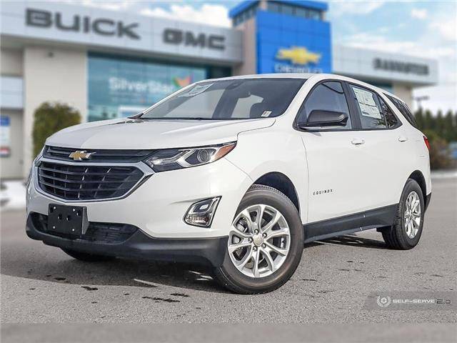 2020 Chevrolet Equinox LS (Stk: 20026) in Vernon - Image 1 of 25