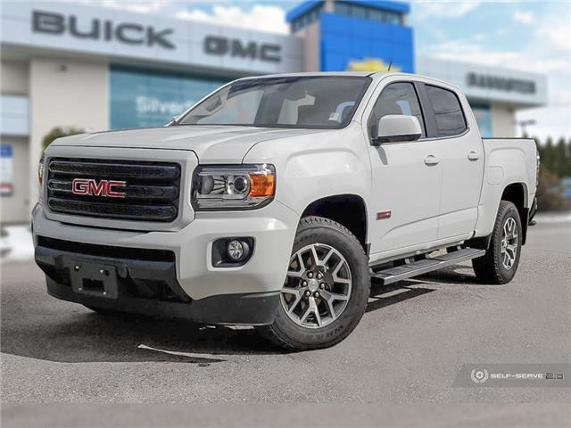 2019 GMC Canyon All Terrain w/Cloth (Stk: P191004) in Vernon - Image 1 of 25