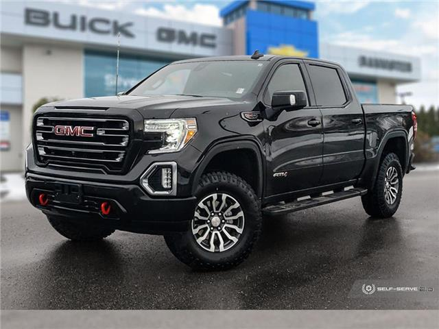 2019 GMC Sierra 1500 AT4 (Stk: P191094) in Vernon - Image 1 of 25