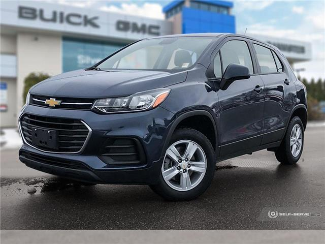 2018 Chevrolet Trax LS (Stk: P191100) in Vernon - Image 1 of 25