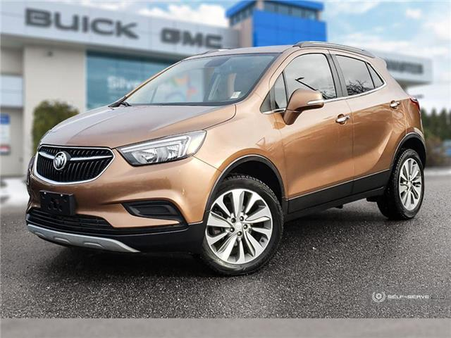 2017 Buick Encore Preferred (Stk: P20178) in Vernon - Image 1 of 25