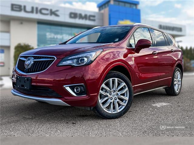 2020 Buick Envision Premium II (Stk: 20192) in Vernon - Image 1 of 25