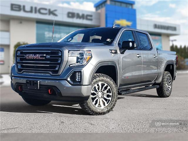 2020 GMC Sierra 1500 AT4 (Stk: 20224) in Vernon - Image 1 of 25