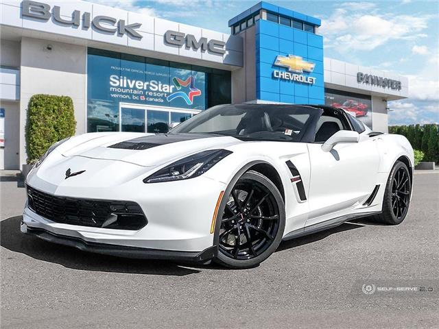 2019 Chevrolet Corvette Grand Sport (Stk: 19801) in Vernon - Image 1 of 25