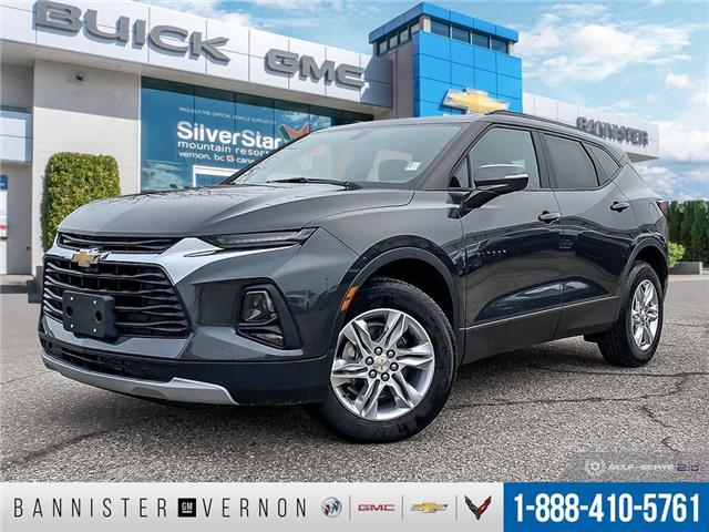 2020 Chevrolet Blazer LT (Stk: 20079) in Vernon - Image 1 of 25