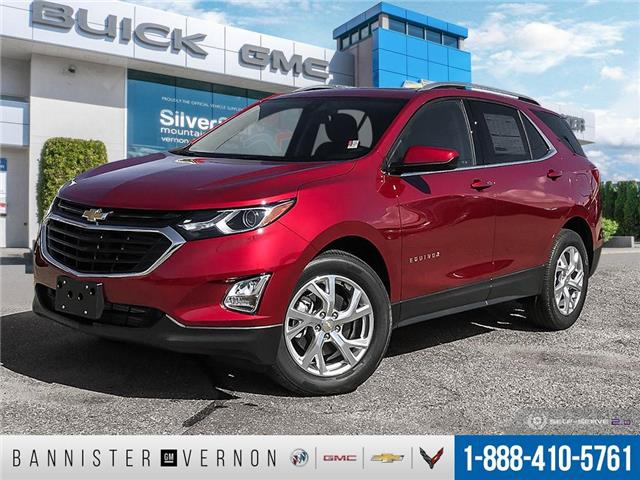 2020 Chevrolet Equinox LT (Stk: 20014) in Vernon - Image 1 of 25