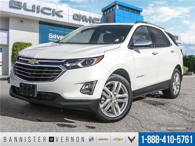 2020 Chevrolet Equinox Premier (Stk: 20033) in Vernon - Image 1 of 25