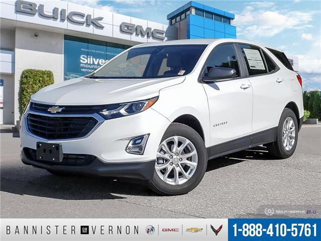 2020 Chevrolet Equinox LS (Stk: 20024) in Vernon - Image 1 of 25