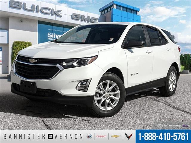 2020 Chevrolet Equinox LS (Stk: 20011) in Vernon - Image 1 of 25
