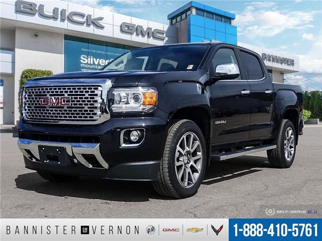 2020 GMC Canyon Denali (Stk: 20266) in Vernon - Image 1 of 25