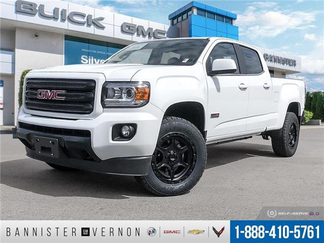 2020 GMC Canyon All Terrain w/Leather (Stk: 20112) in Vernon - Image 1 of 25