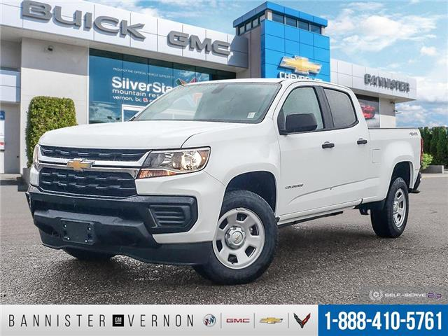 2021 Chevrolet Colorado WT (Stk: 21013) in Vernon - Image 1 of 25