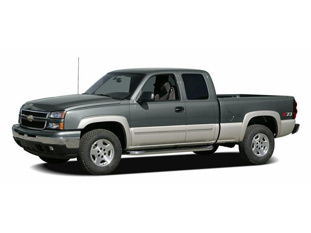 2007 Chevrolet Silverado 1500  (Stk: 20644B) in Vernon - Image 1 of 2
