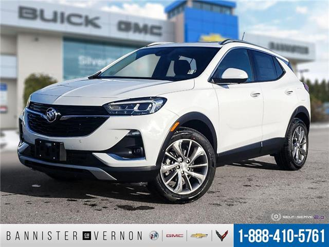 2021 Buick Encore GX Essence (Stk: 21074) in Vernon - Image 1 of 25