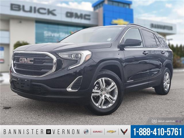 2018 GMC Terrain SLE (Stk: P20677) in Vernon - Image 1 of 26