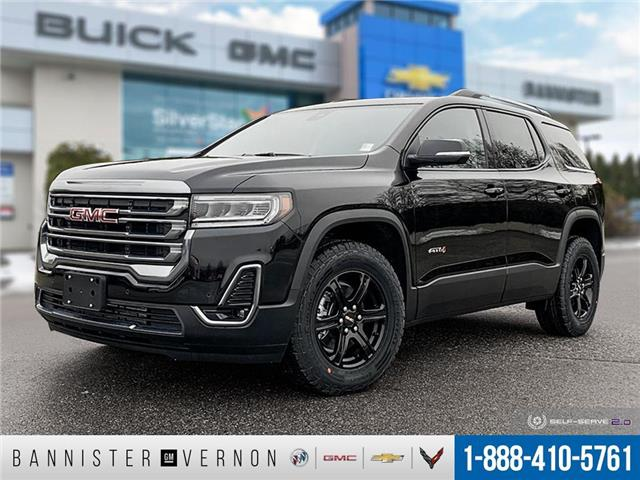 2021 GMC Acadia AT4 (Stk: 21063) in Vernon - Image 1 of 25