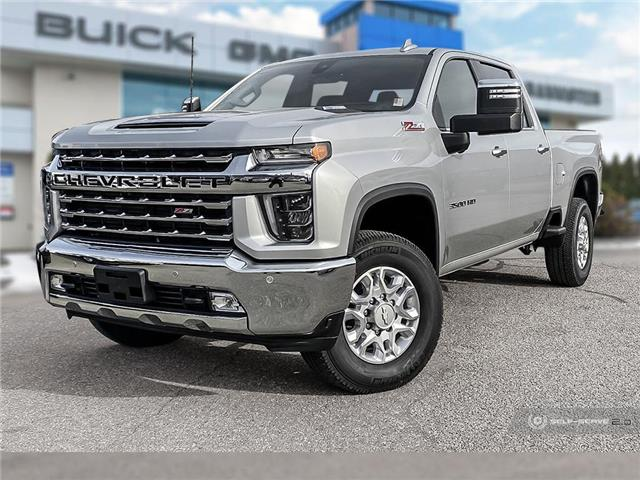 2020 Chevrolet Silverado 3500HD LTZ (Stk: 20066) in Vernon - Image 1 of 25