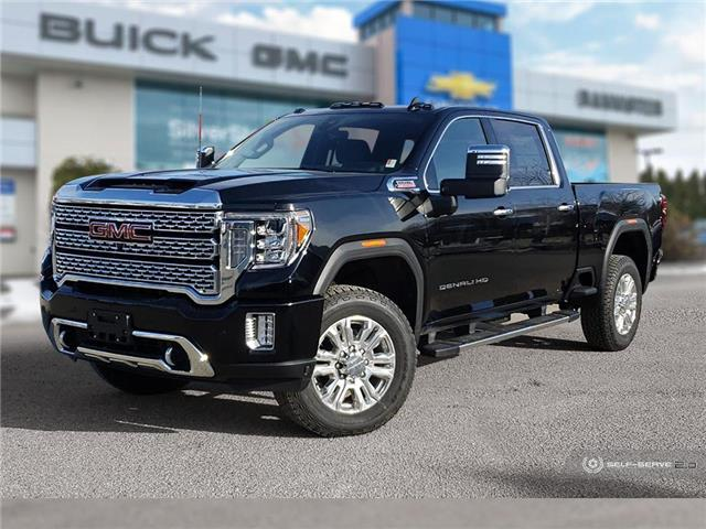 2020 GMC Sierra 3500HD Denali (Stk: 20214) in Vernon - Image 1 of 25