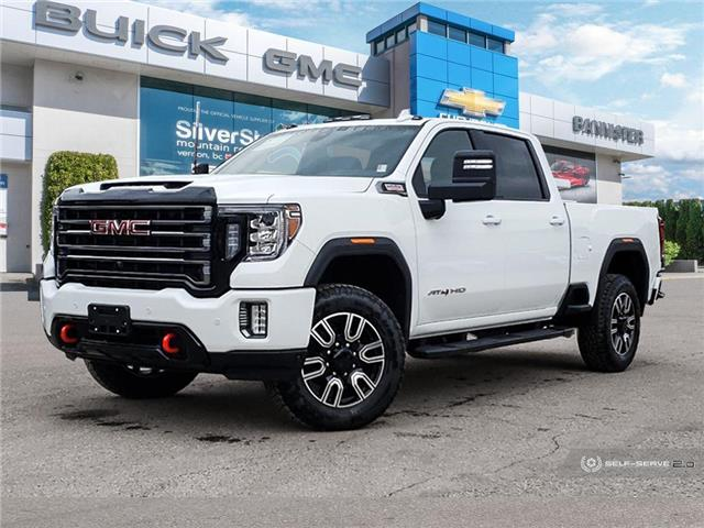 2020 GMC Sierra 3500HD AT4 (Stk: 20208) in Vernon - Image 1 of 25
