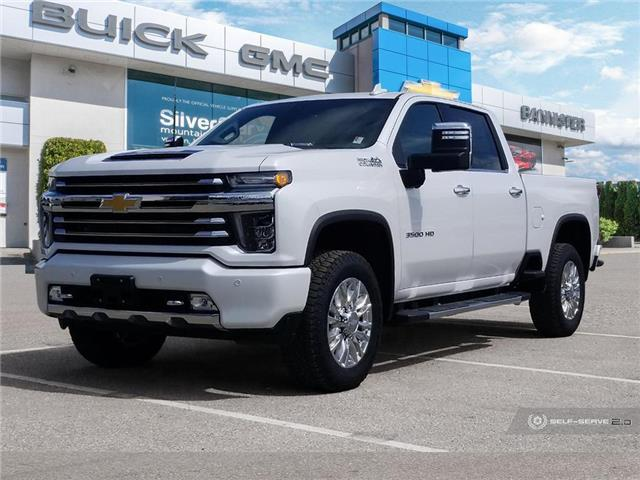 2020 Chevrolet Silverado 3500HD High Country (Stk: 20250) in Vernon - Image 1 of 25