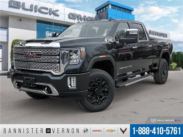 2020 GMC Sierra 3500HD Denali (Stk: 20181) in Vernon - Image 1 of 25