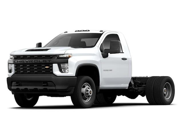 2021 Chevrolet Silverado 3500HD Chassis Work Truck (Stk: 21120) in Vernon - Image 1 of 1