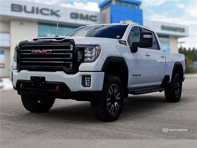 2020 GMC Sierra 3500HD AT4 (Stk: P20334) in Vernon - Image 1 of 25