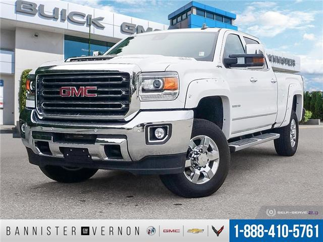 2019 GMC Sierra 3500HD SLT (Stk: 20184A) in Vernon - Image 1 of 25