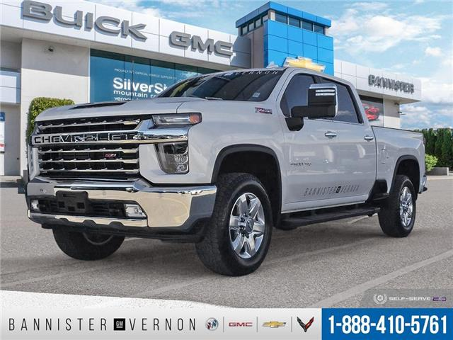 2020 Chevrolet Silverado 3500HD LTZ (Stk: P20350) in Vernon - Image 1 of 26