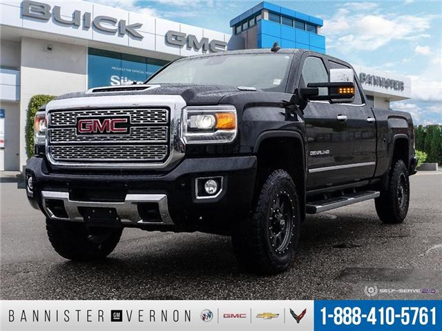 2019 GMC Sierra 3500HD Denali (Stk: 20087A) in Vernon - Image 1 of 25