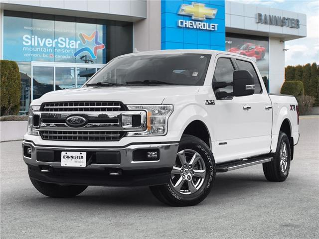 2018 Ford F-150 XLT (Stk: 21368B) in Vernon - Image 1 of 26