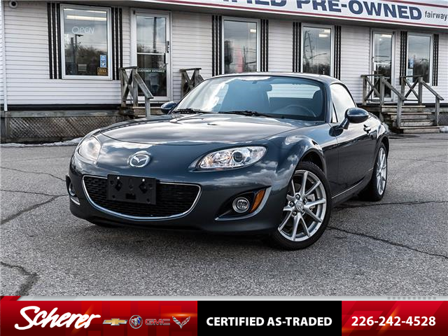 2010 Mazda MX-5 GS (Stk: 195410AA) in Kitchener - Image 1 of 12